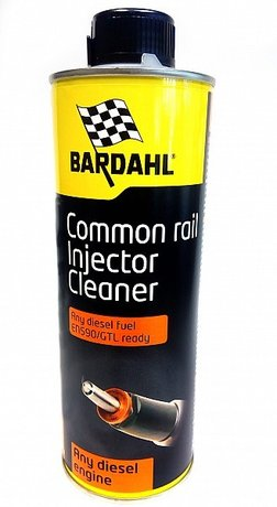 Bardahl - Injector Cleaner 6 in 1 - дизел